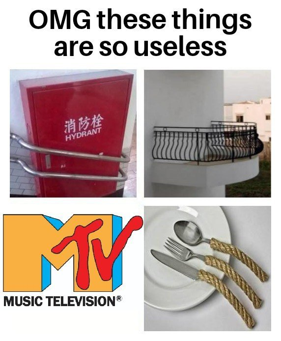 MTV get off the air - meme