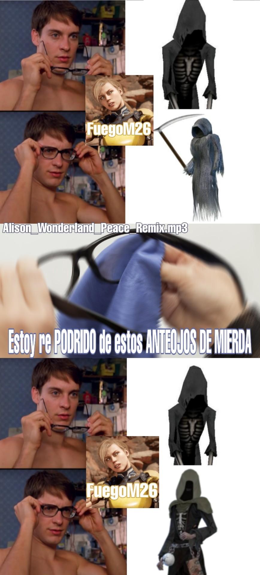 La Parca(? - meme
