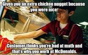 Mcdonalds mcnuggets - meme