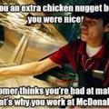 Mcdonalds mcnuggets