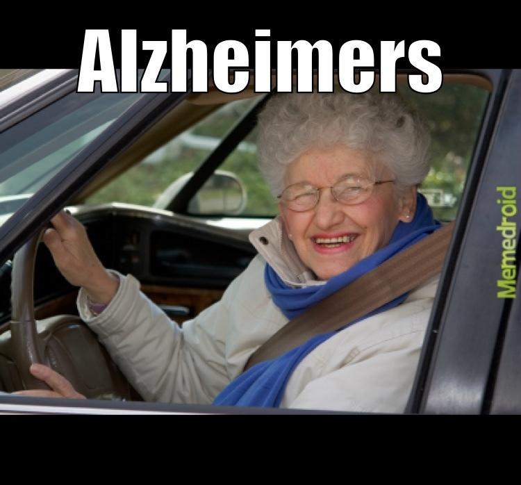 Bad Driver Betty - meme