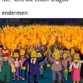 Enderman uprising