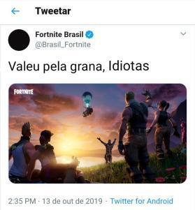se for repost cancele o meme