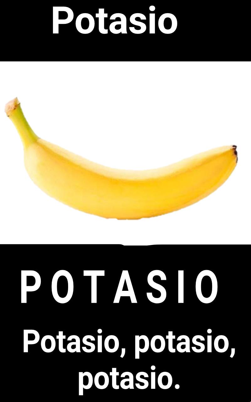Potasio - meme