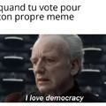Vive le droit de vote !