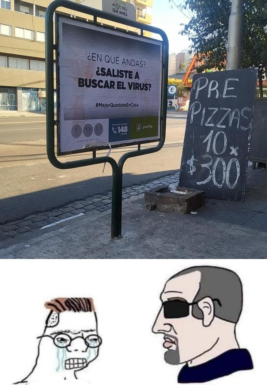 Chupame la pija Alberto - meme