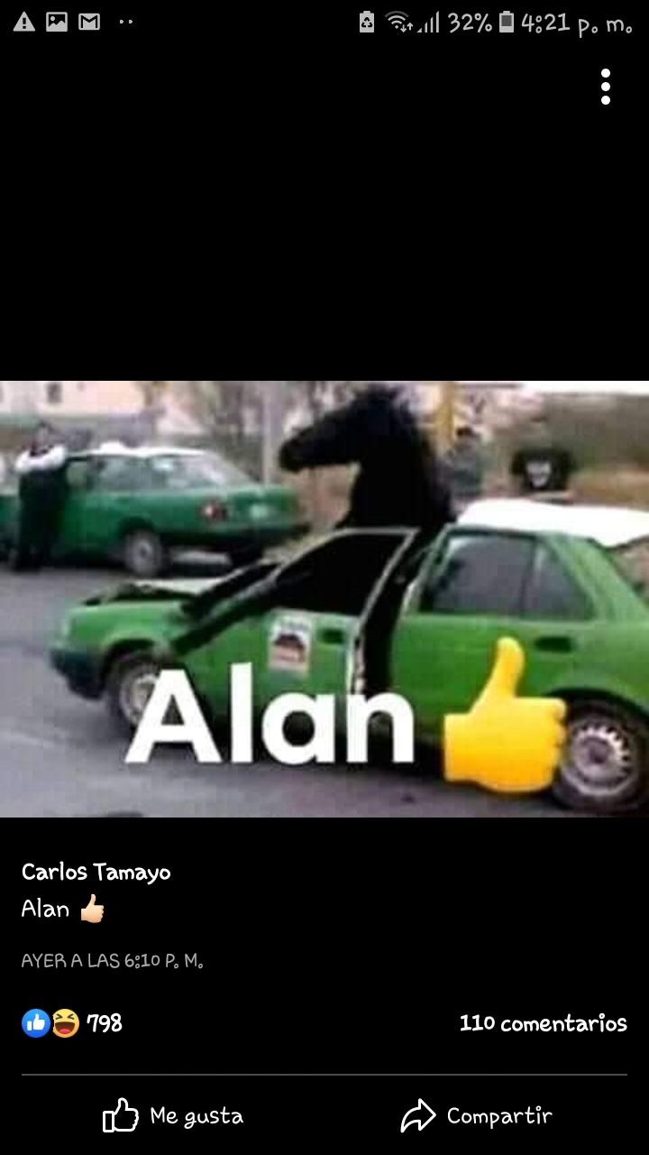 Alan - meme