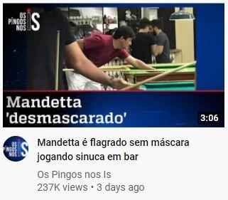 Ministro Maneta - meme