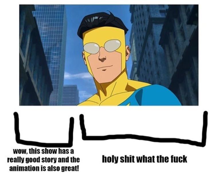 invincible - meme