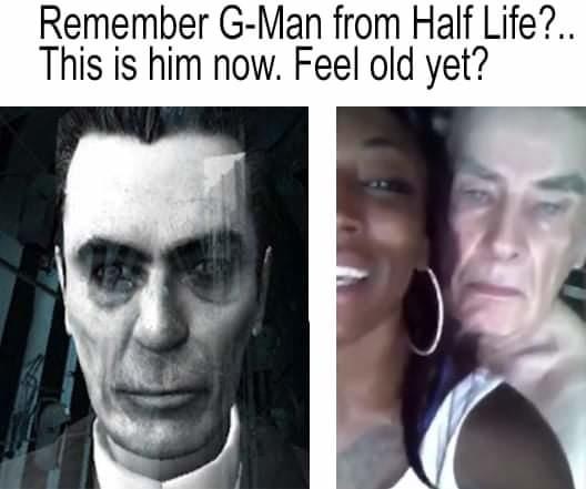 Feel old... yet, hm? - meme