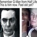 Feel old... yet, hm?