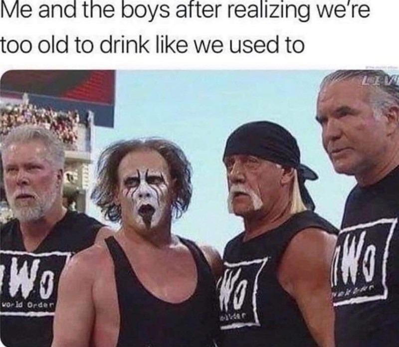 Le boys - meme