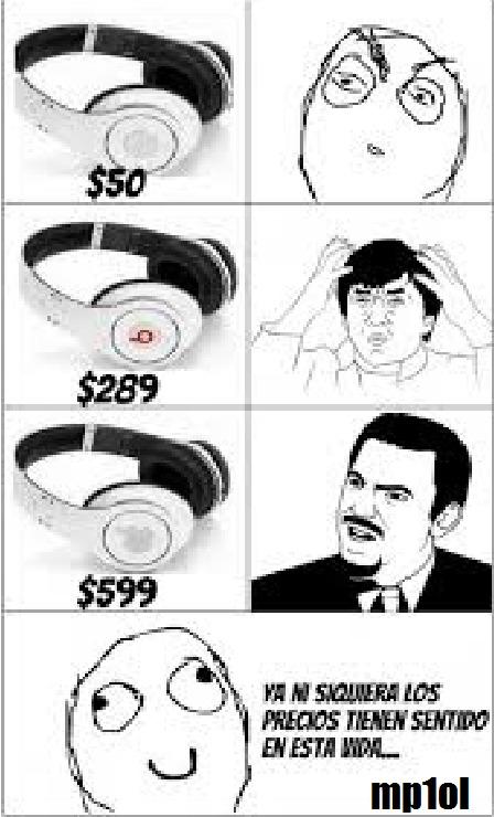 precios bajos - meme