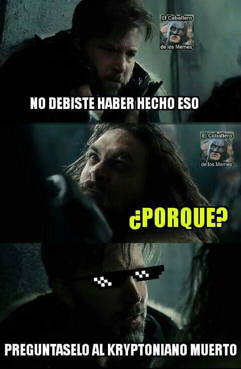 Batman sabé - meme