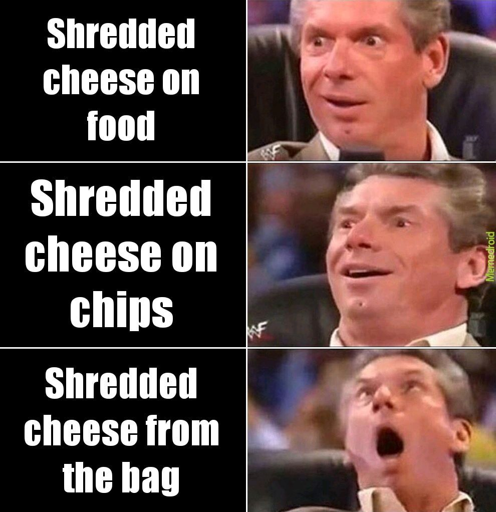 I don't know where all these cheese memes came from and im scared to ask...
