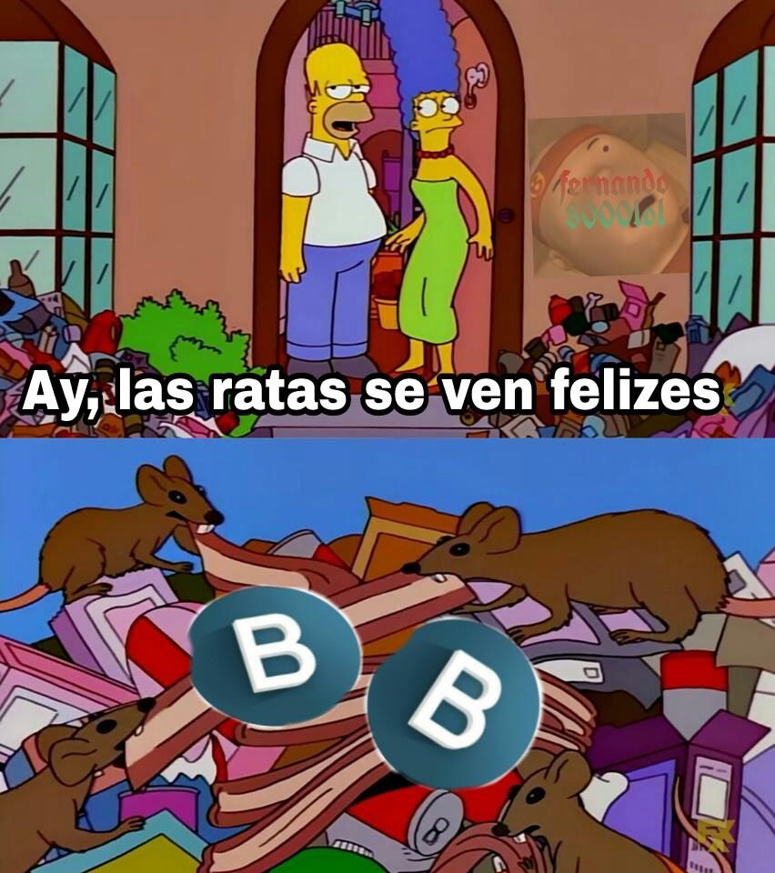 Badamierda - meme