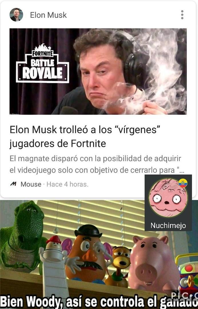 Ste Elon Dios - meme