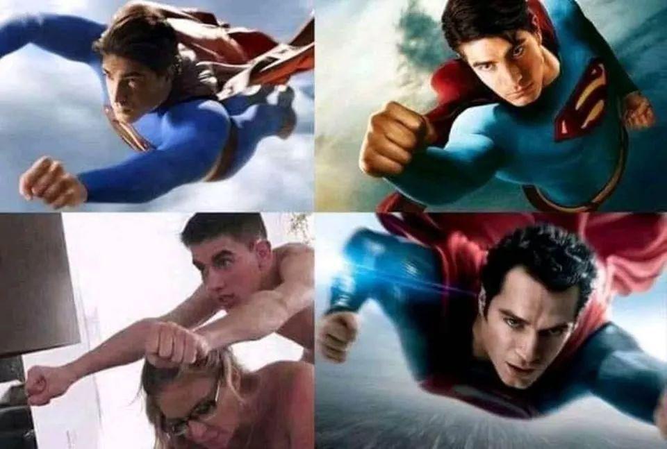 O nosso herói - meme