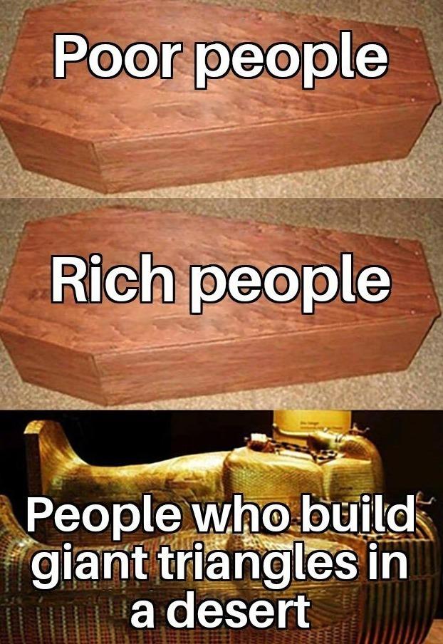 Egyptian Paraohs - meme