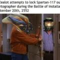 That Zealot fucked my shit on Legendary.