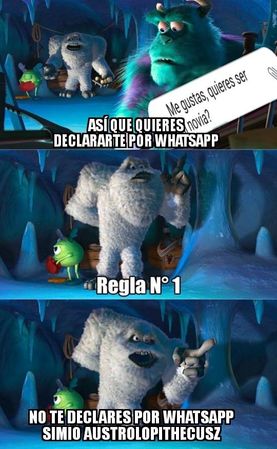El Austriliphitecuscz5yabzgsha dijo el yeti - meme