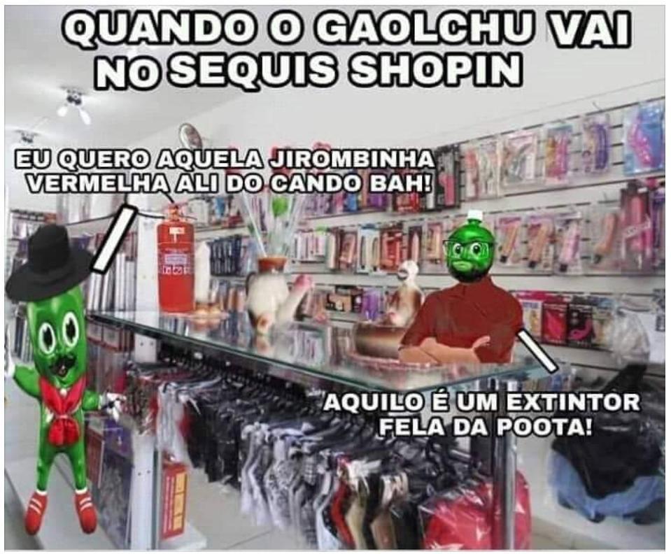Gaolchu - meme