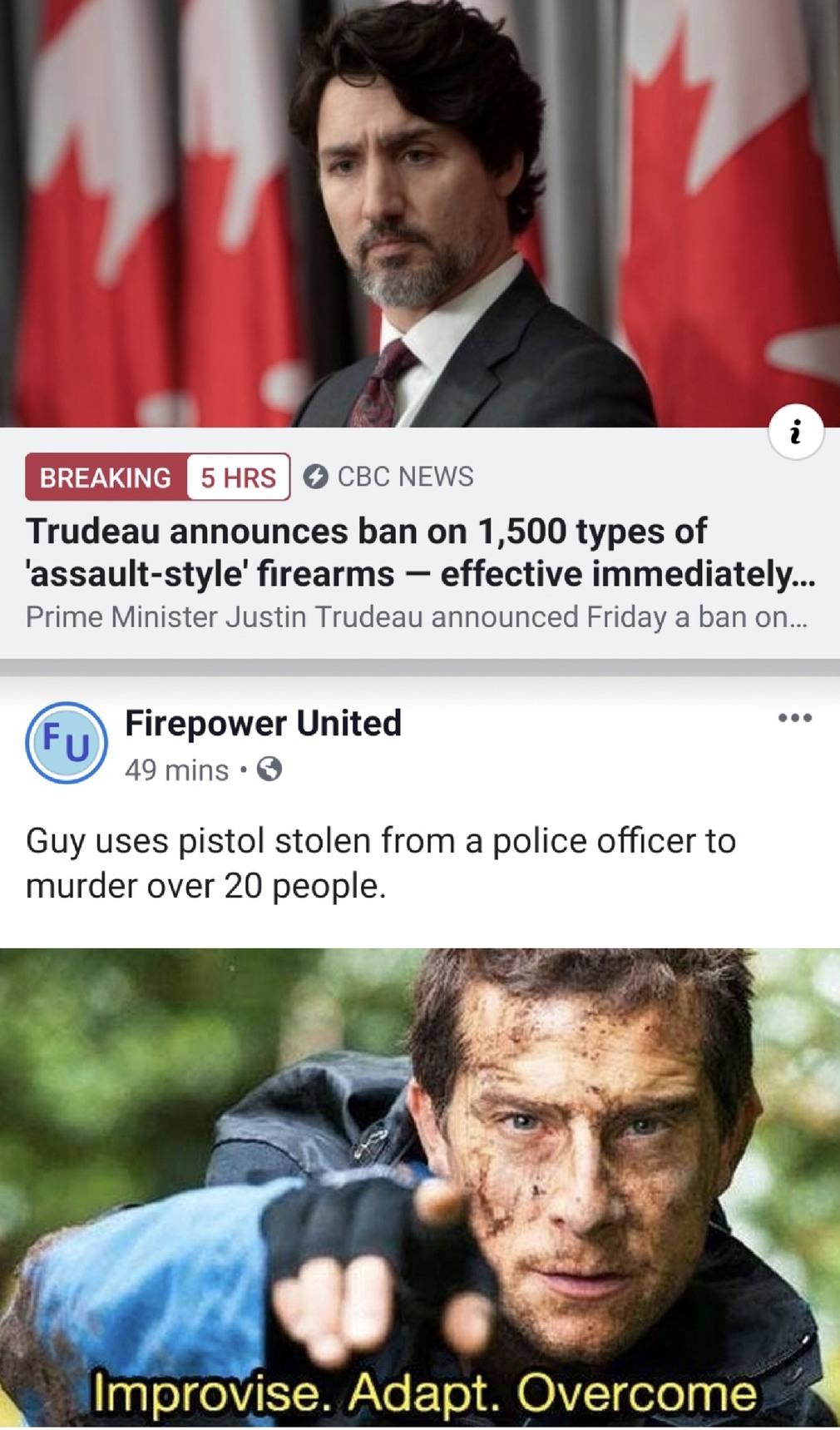 Canada lol - meme