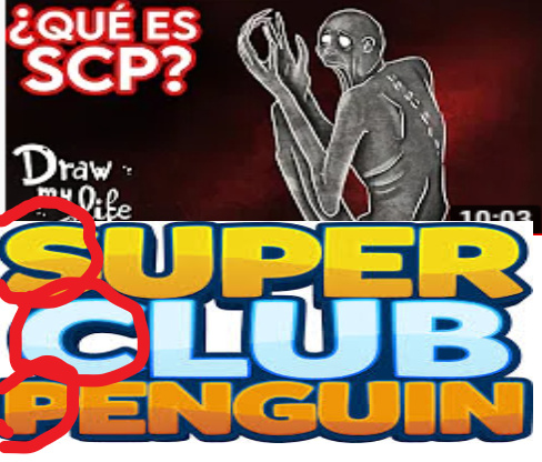 super club penguin es como un  club penguin echo por fans creo - meme