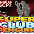 super club penguin es como un  club penguin echo por fans creo