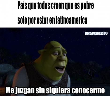 sáquenme de latinoamérica - meme