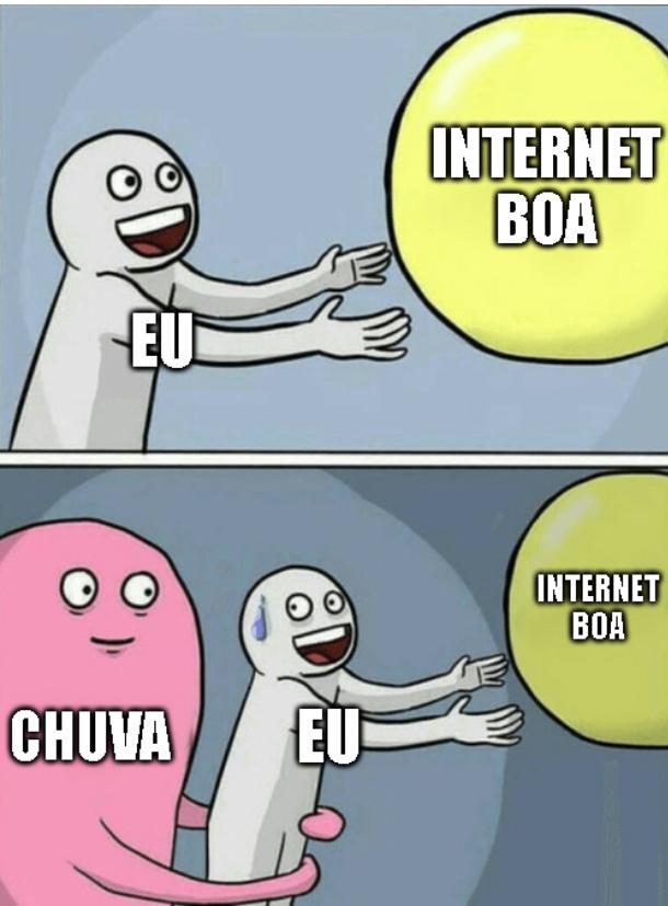 Titulo esta sem internet - meme