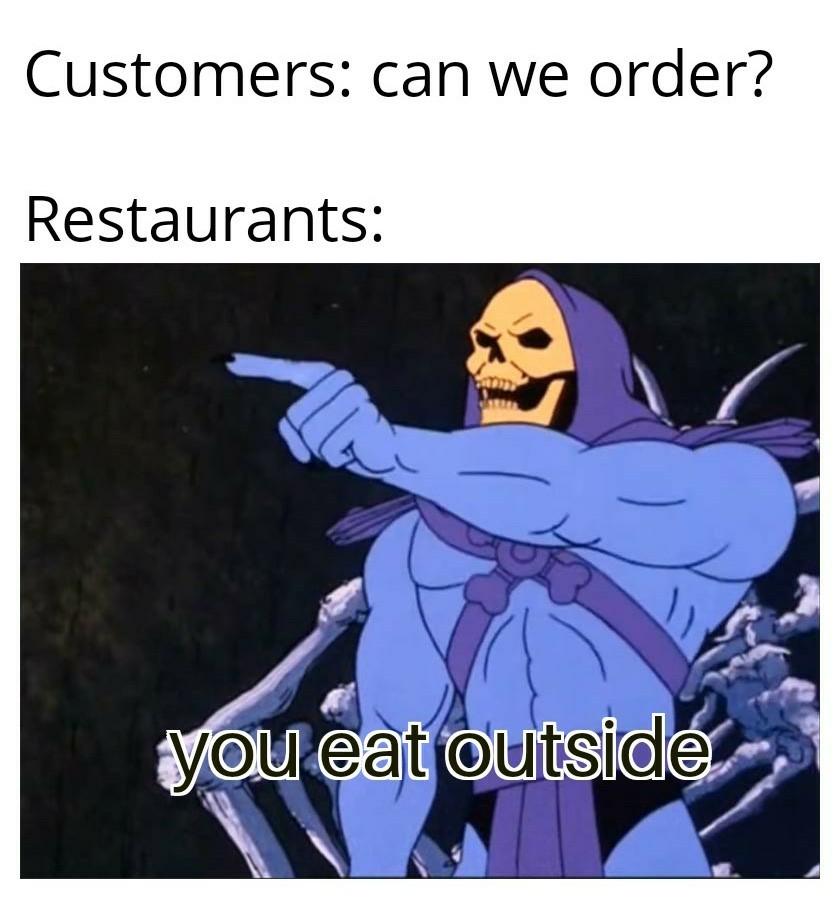 2020 eating - meme