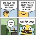 Happy bee noises...