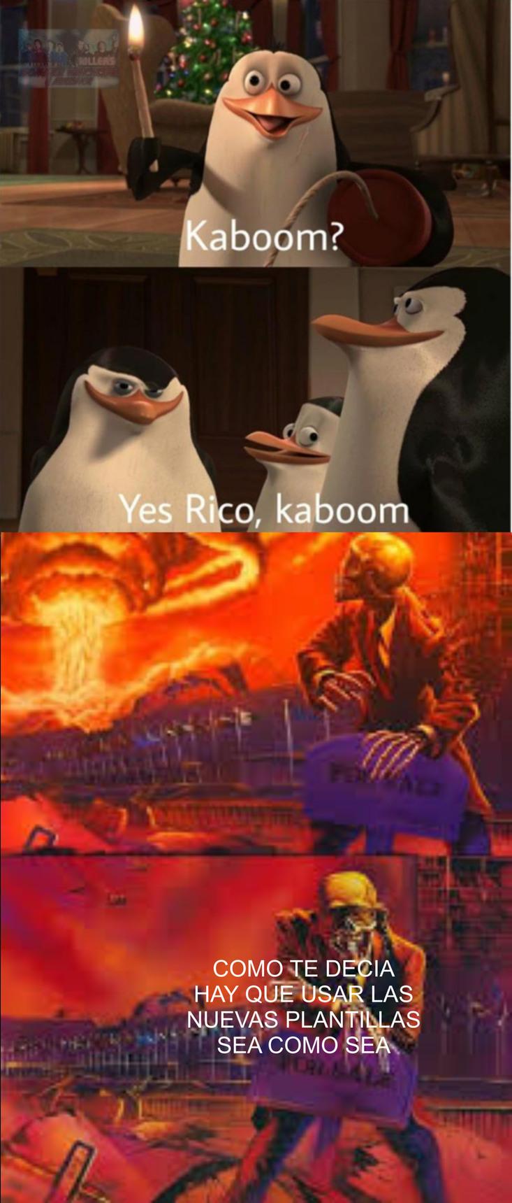 NO TENGO IDEAS - meme