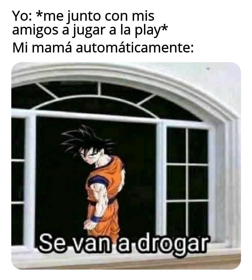 vIvE sIn DrOgAs - meme