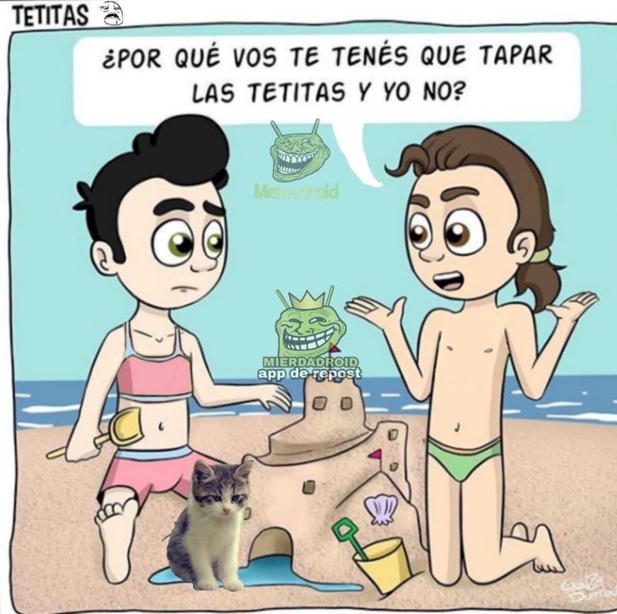 Tetitas :sweet: - meme
