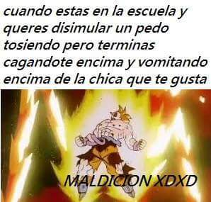 MALDICION XD - meme