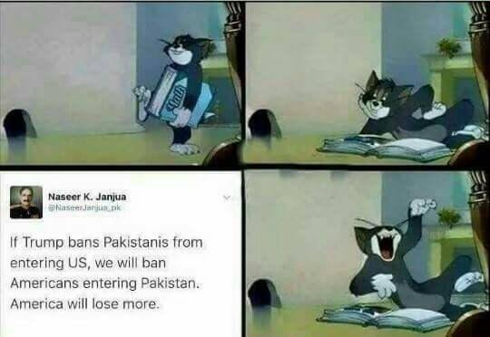 Pakistanis mat makers - meme
