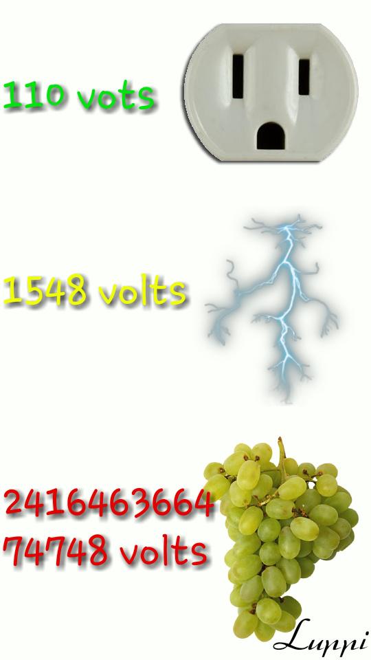 16636467473727364 volts - meme