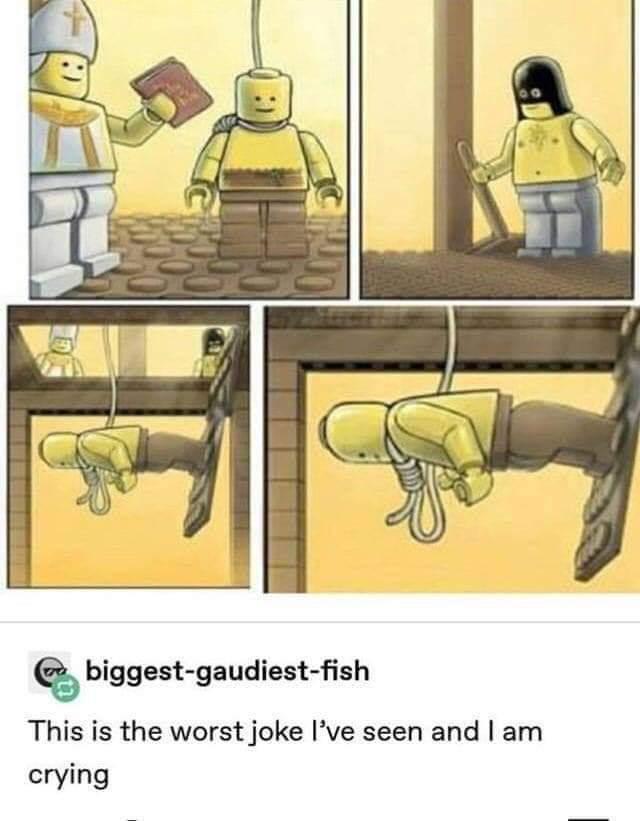 Meanwhile  in Legoland - meme