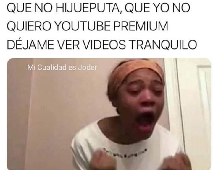 No mas - meme