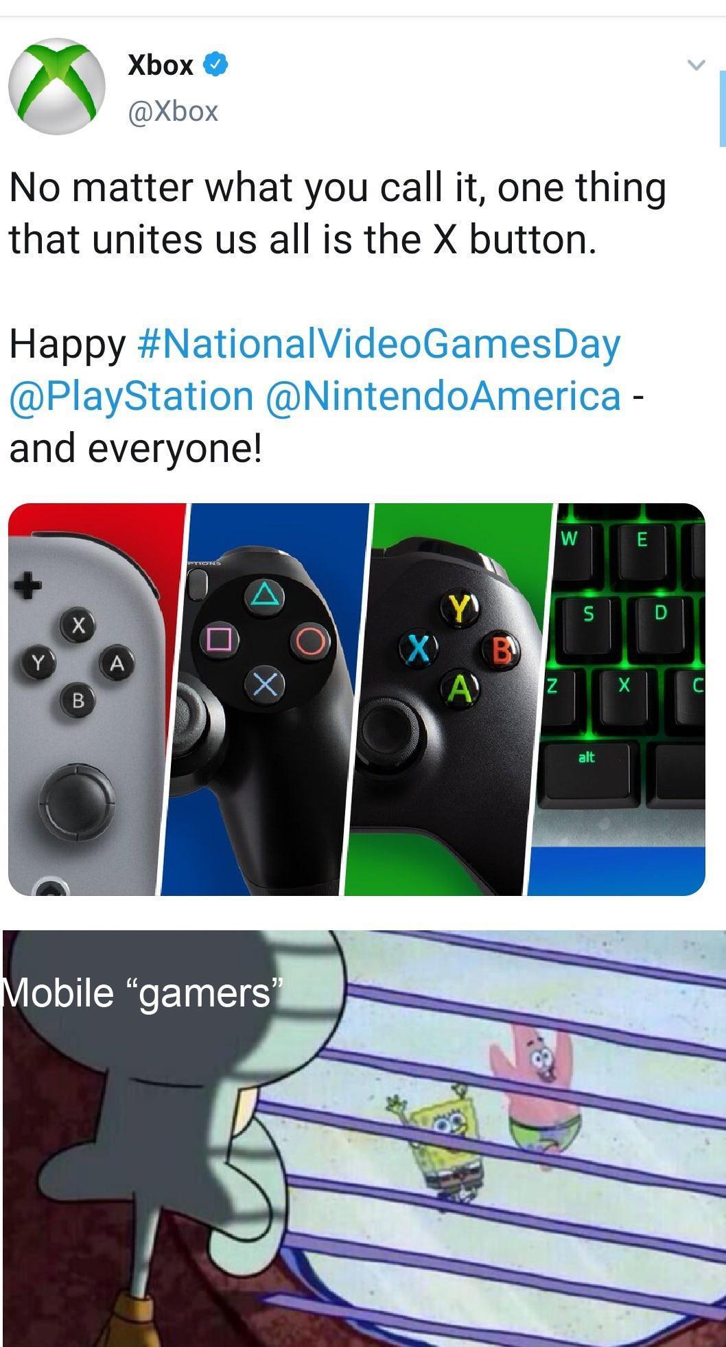 Joyeuses journée du jeux vidéo ! - meme
