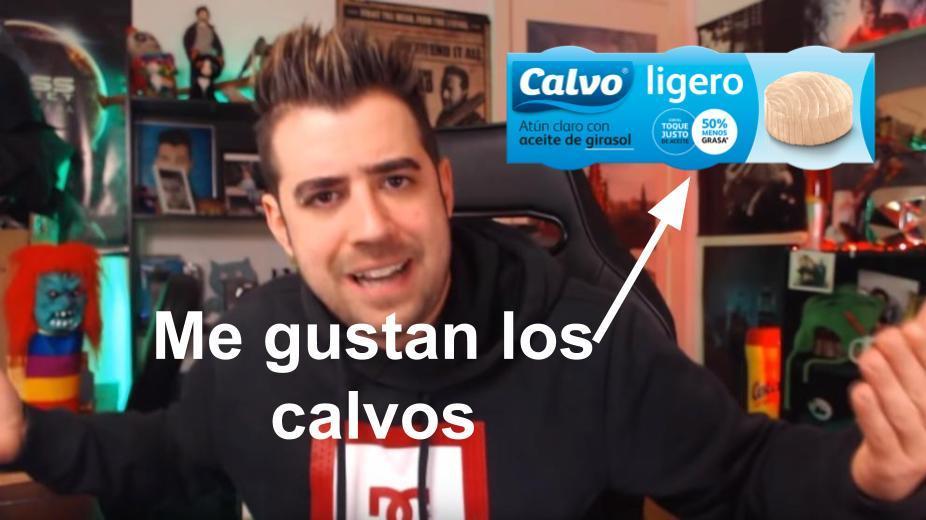 ¡CALVOO! - meme
