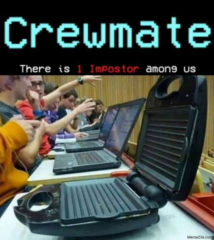 crewmate - meme