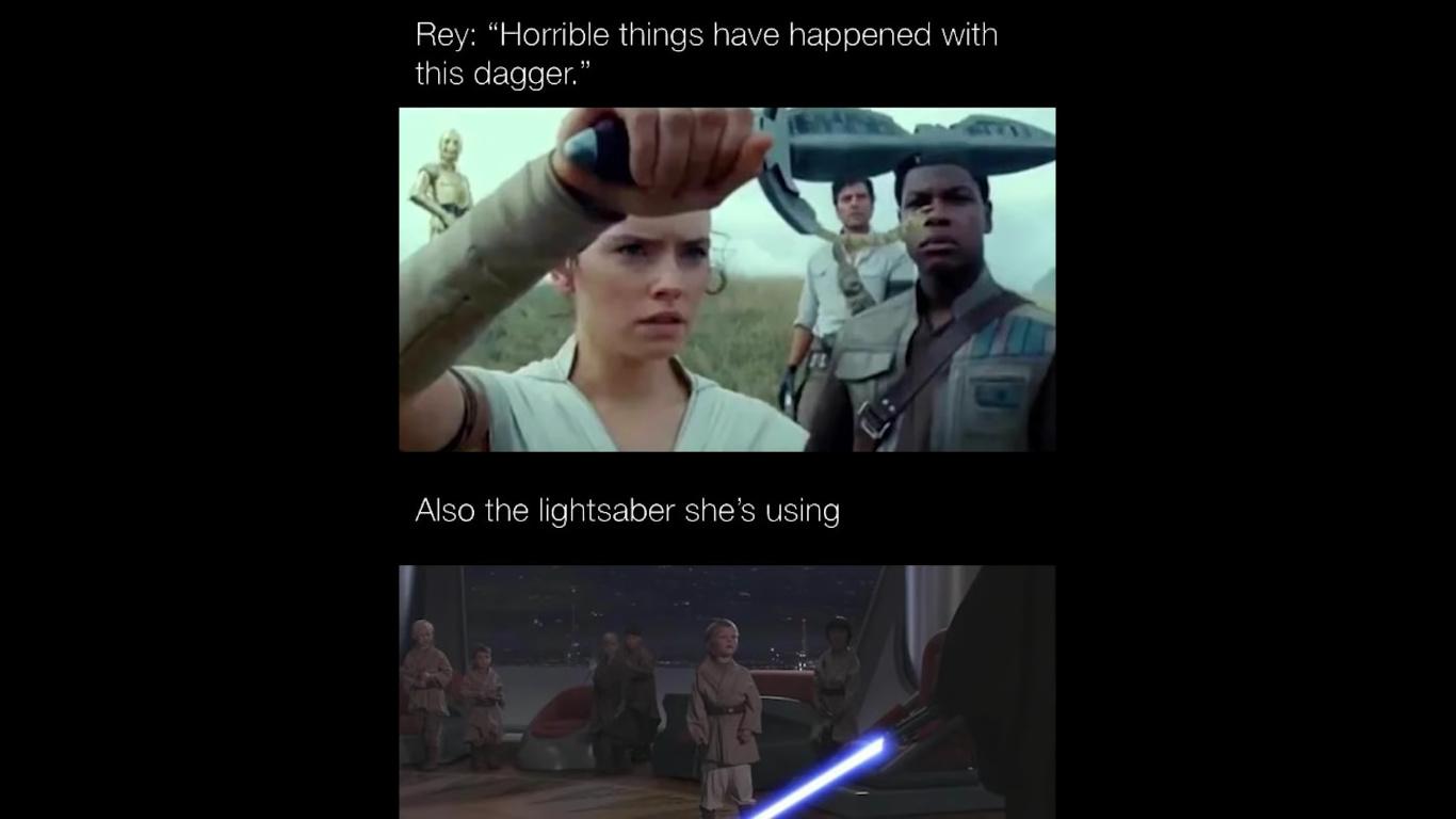 ani-sann skywalker - meme