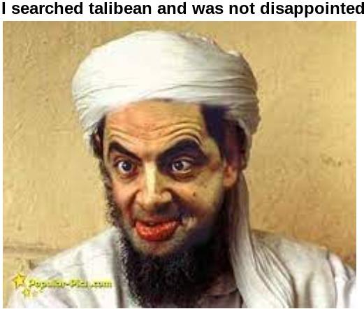 talibean - meme