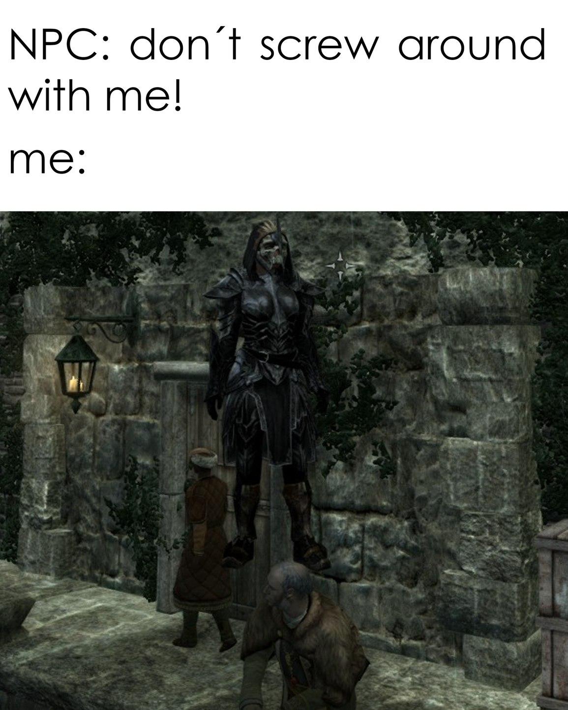 Enderal - meme