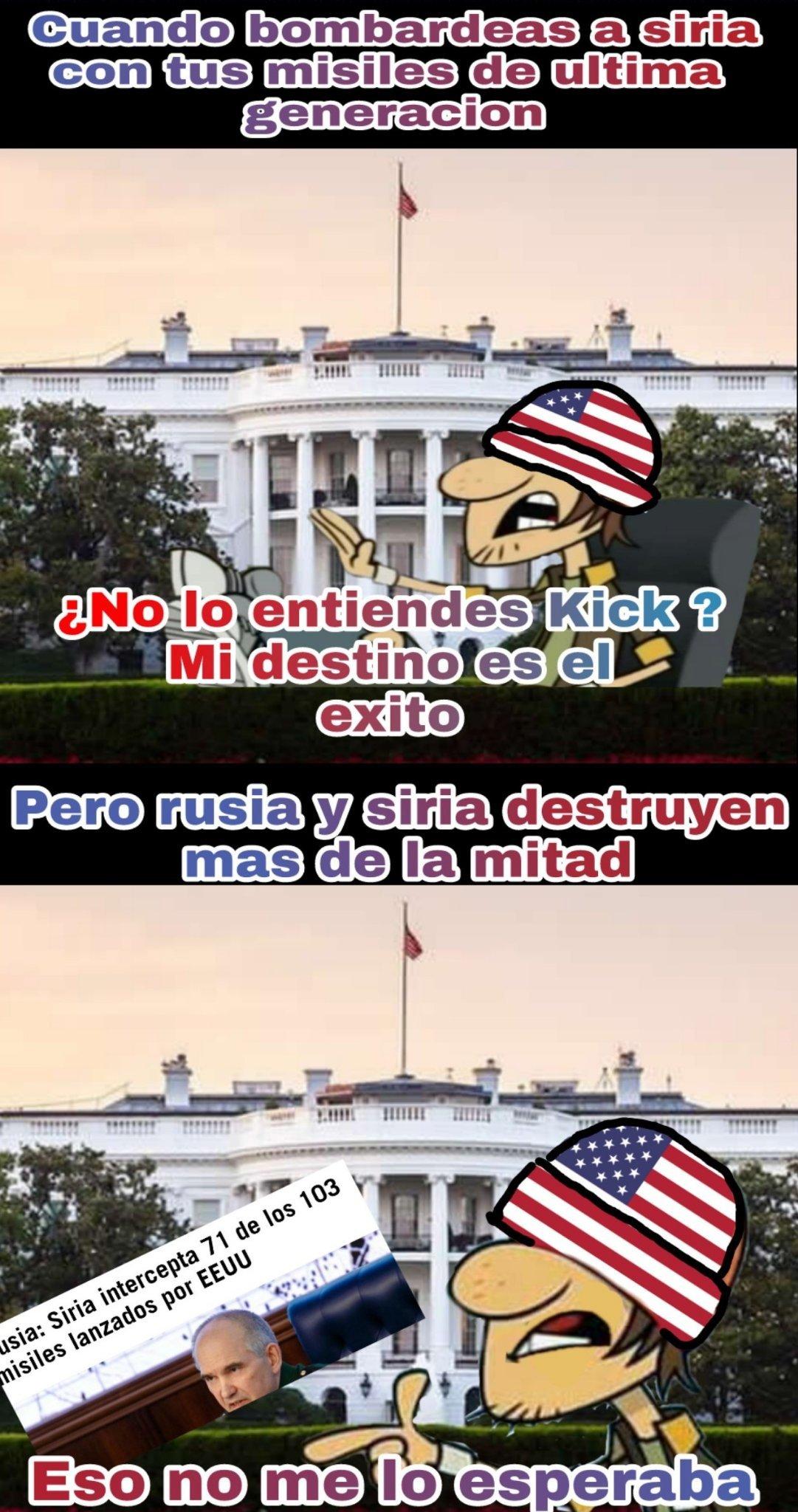 Siria (Nuevo sobrexplotado) - meme