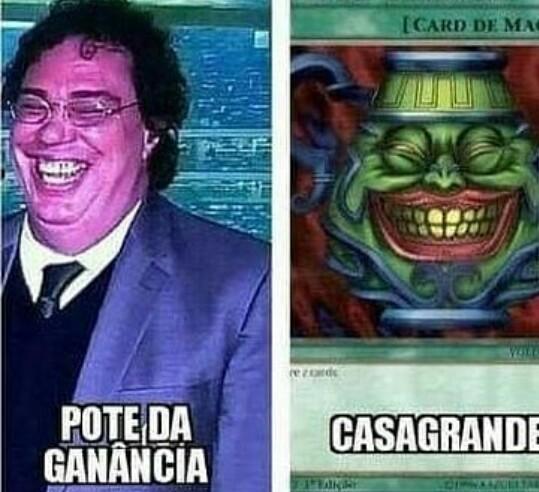 Casagrande yugioh - meme