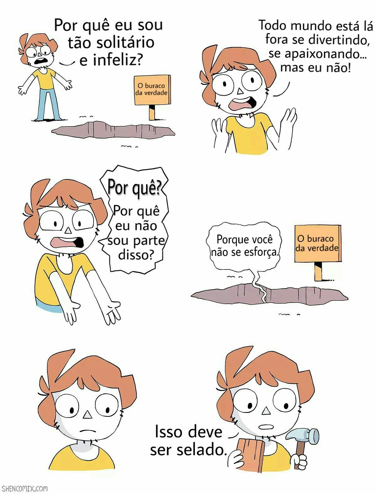 Traduções do Esqueleto - meme